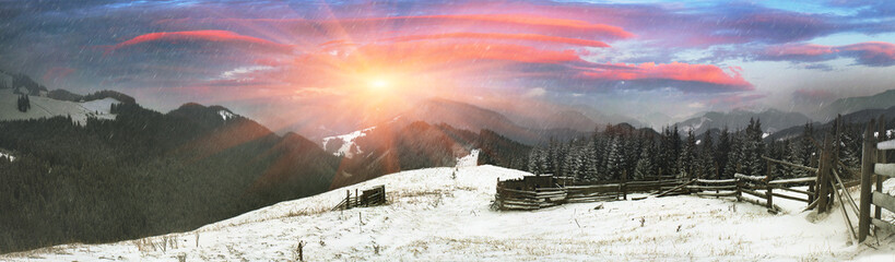 March Carpathians