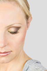 special makeup woman