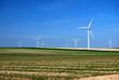 Champ d'éoliennes - 70621785