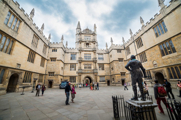 Boodleian library