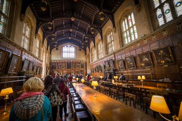 Christ Church's great hall