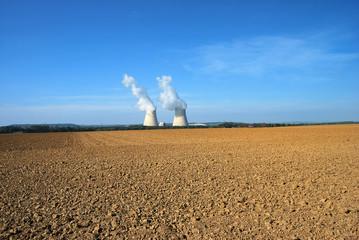 Centrale à énergie nucléaire