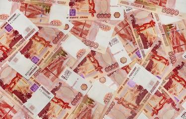 Российские деньги, купюры