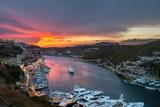 Fototapety port de Bonifacio CORSE