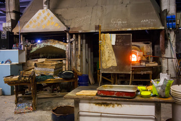 Murano furnace