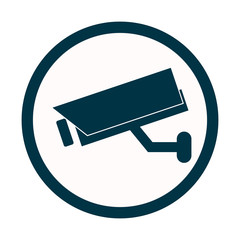 warning camera icon