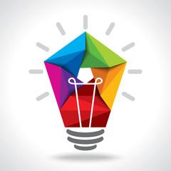 creative idea vector