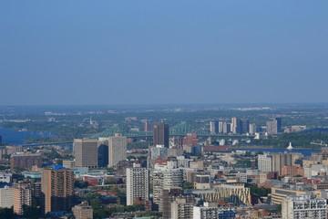 Vue du Mont Royal - Montréal