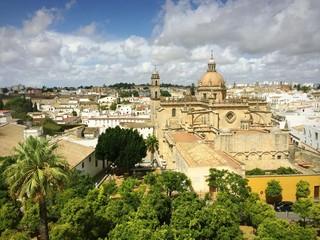 Kathedrale San Salvador in Jerez