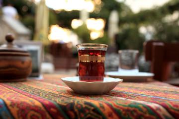 Turkish cup of tea