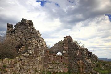 Ruins-Belate-Europe