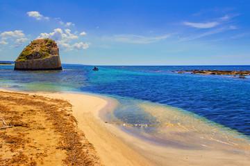 Costa Salentina:marina di Torre Pali (Lecce).ITALIA (Puglia)