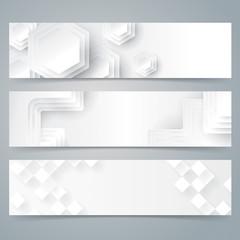 Collection banner design vector.