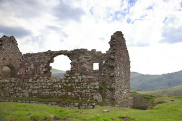 Ruins of Belate-Europe