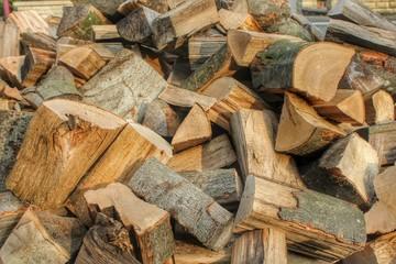 Brennholz - Kaminholz