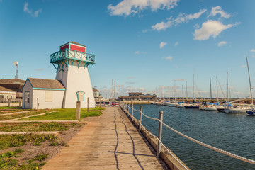 Summerside waterfront