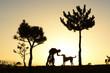 bisiklet sporcusu ve hayvan sevgisi