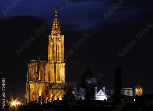 Zdjęcia na płótnie, fototapety, obrazy : Strasbourg Alsace (France)