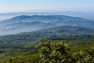 Monte Amiata Aussicht