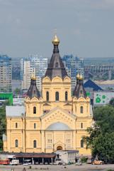 Храм Александра Невского в Нижнем Новгороде