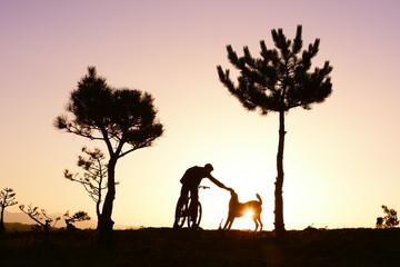 hayvan sevgisi ve  sporcu ruhu