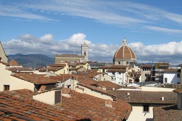 firenze vista cupola brunelleschi