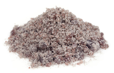 Kala namak or Black salt