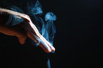 Medusas de humo