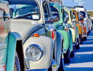 meeting de voitures anciennes
