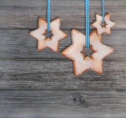 Weihnachtsanhänger Lebkuchen