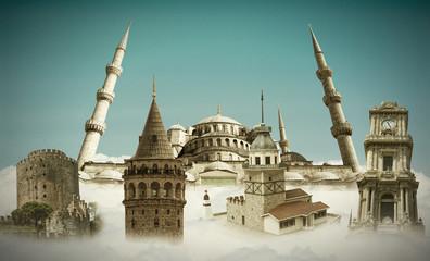 Sky City -Istanbul