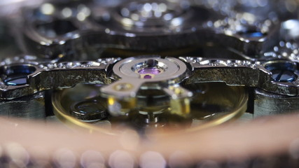 Mechanical watches from the inside