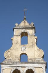 Bell tower on Corfu