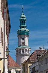 Firewatch tower in Sopron