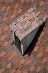 Roofs of Sopron