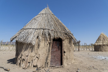 Capanna Himba