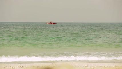 Sea, beach, waves 3