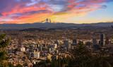 Beautiful Vista of Portland, Oregon - 70645506