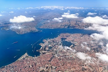 Istanbul Aerial View