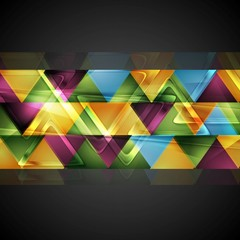 Abstract colorful corporate background