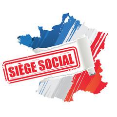 Siège social en France