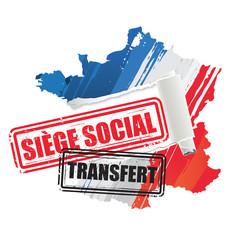 transfert de siège social