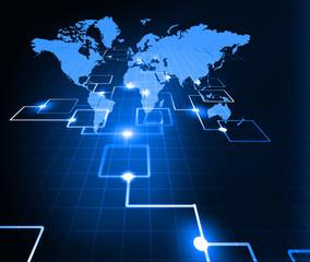 World business network .