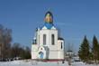 Белоснежный храм