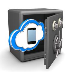 Safe Cloud Smartphone