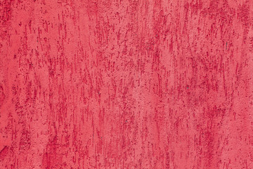 pink decorative plaster