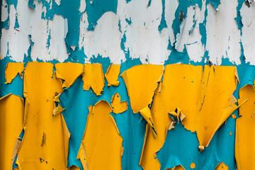 paint flaking
