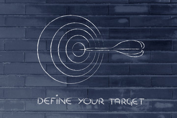 business: define your target, reach the right market
