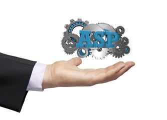 asp businessman