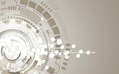 abstract technology background Business & development